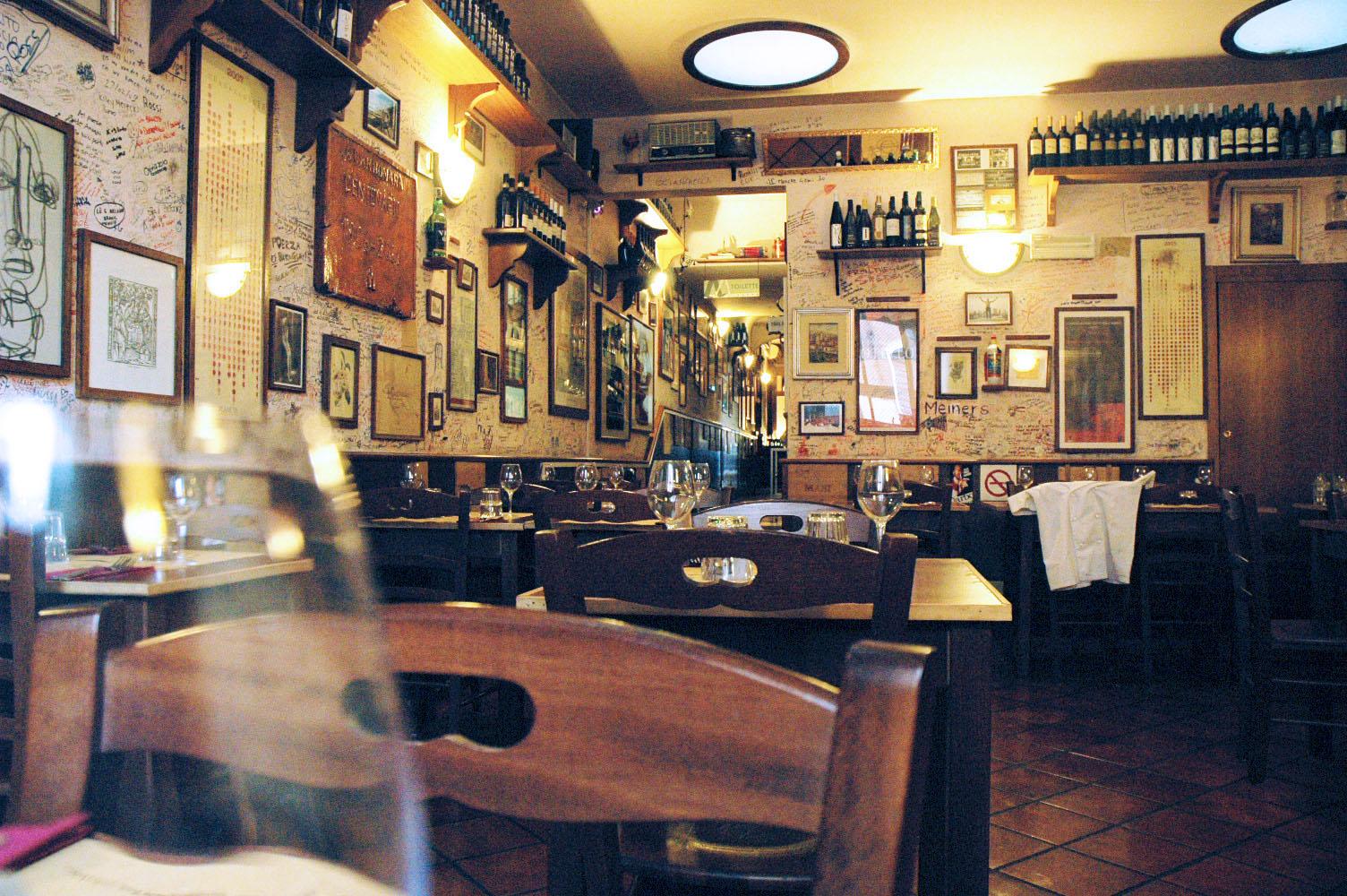 La Carbonara Osteria Ristorante Con Cucina A Roma