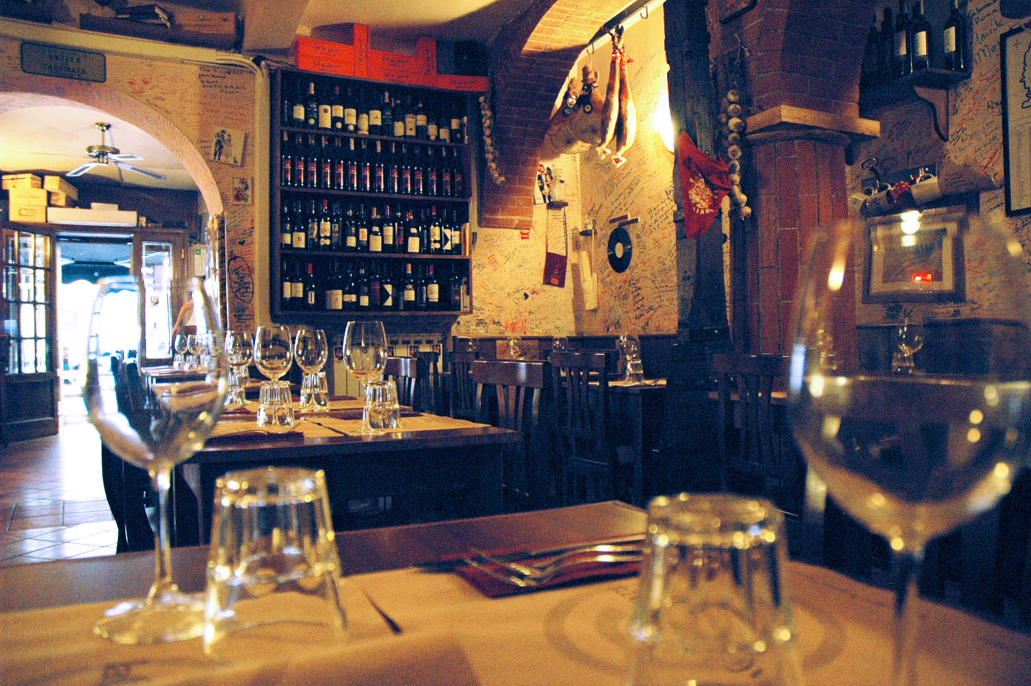 Cucina romana al centro di roma ricette popolari per le for Cucina romana
