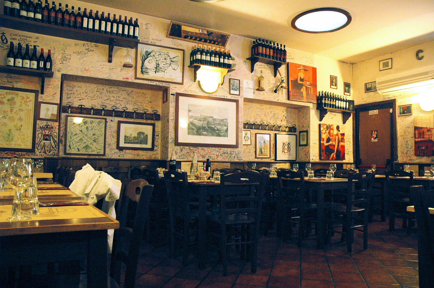 La carbonara   Osteria - ristorante con cucina a Roma